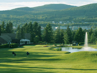 Club de golf Thetford Mines